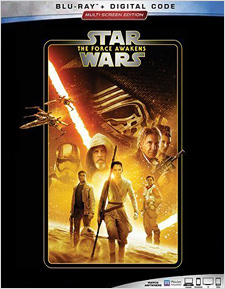 Star Wars: The Force Awakens (2019 - Blu-ray reissue)