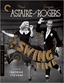 Swing Time (Blu-ray Disc)