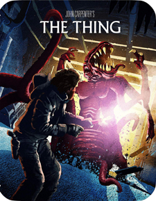 The Thing Steelbook (Blu-ray Disc)