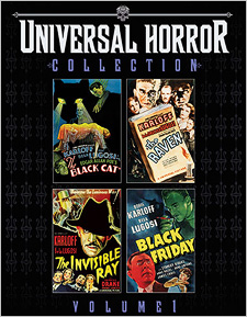 Universal Horror Collection: Volume 1 (Blu-ray)