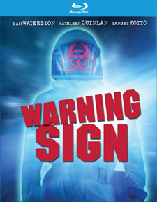 Warning Sign (Blu-ray Disc)