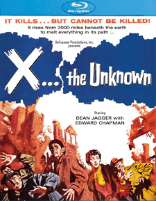 X... the Unknown (Blu-ray Disc)