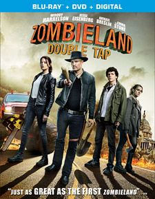 Zombieland: Double Tap (Blu-ray Disc)