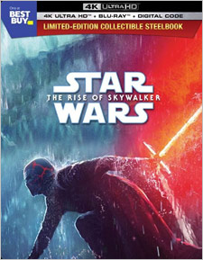 Star Wars: The Rise of Skywalker (Best Buy exclusive 4K Steelbook)