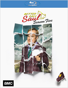 Better Call Saul: Season 5 (Blu-ray Disc)