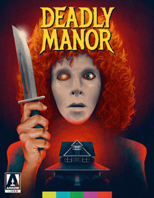 Deadly Manor (Blu-ray Disc)