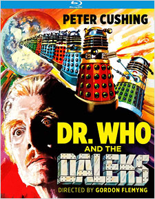Dr. Who and the Daleks (Blu-ray Disc)