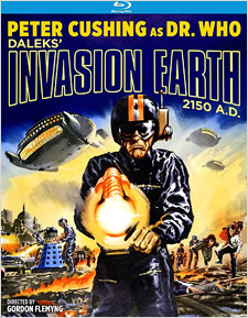 Dr. Who: Daleks' Invasion Earth 2150 AD (Blu-ray Disc)