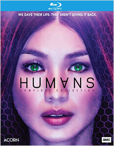 Humans: Complete Collection (Blu-ray Disc)