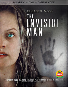 The Invisible Man (Blu-ray Disc)