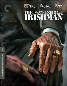 The Irishman (Blu-ray Disc)