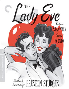 The Lady Eve (Criterion Blu-ray Disc)