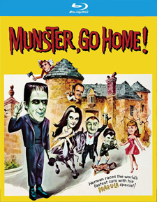 Munster, Go Home! (Blu-ray Disc)