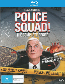 Police Squad! The Complete Series (Blu-ray Disc)