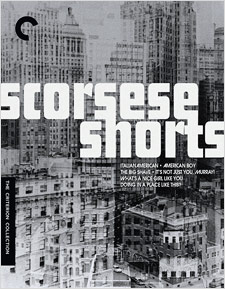 Scorsese Shorts (Criterion Blu-ray Disc)