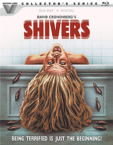Shivers (Blu-ray Disc)