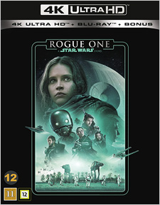 Rogue One: A Star Wars Story (Swedish Blu-ray Disc)