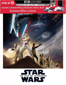 Star Wars: The Rise of Skywalker (Target exclusive 4K)