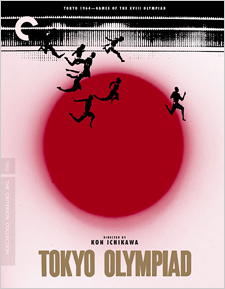 Tokyo Olympiad (Criterion Blu-ray Disc)