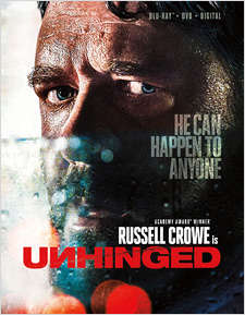 Unhinged (Blu-ray Disc)