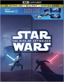 Star Wars: The Rise of Skywalker (Walmart exclusive 4K)