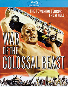 War of the Colossal Beast (Blu-ray Disc)