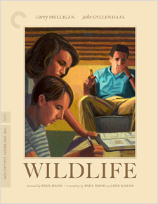 Wildlife (Criterion Blu-ray Disc)