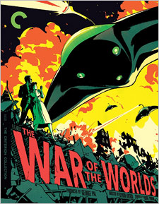 War of the Worlds (Criterion Blu-ray Disc)