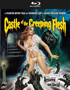 Castle of the Creeping Flesh (Blu-ray Disc)
