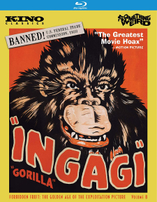 Ingagi (Blu-ray Disc)