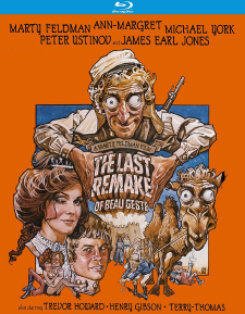 The Last Remake of Beau Geste (Blu-ray Disc)