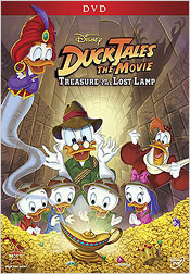 Duck Tails: The Movie (DVD)