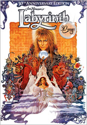 Labyrinth: 30th Anniversary Edition (DVD)