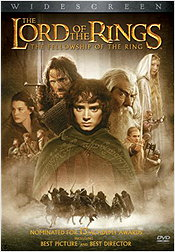 The Lord of the Rings: The Fellowship of the Ring (DVD)