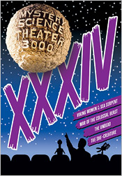 Mystery Science Theater 3000: Volume XXXIV (DVD)