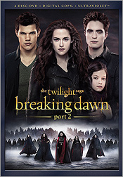 The Twilight Saga: Breaking Dawn – Part 2 (DVD)
