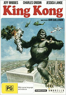 King Kong (1976 - DVD)