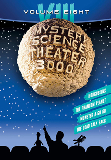 MST3K: Volume VIII (DVD Disc)