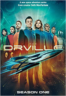 The Orville: Season One (DVD)