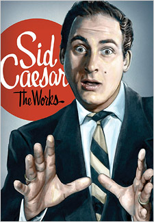 Sid Caeser: The Works (DVD)