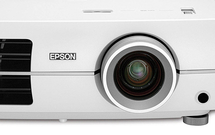 Epson 8700UB 1080p LCD Projector
