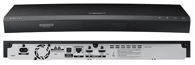 Samsung UDB-K8500 4K Ultra HD Blu-ray Player