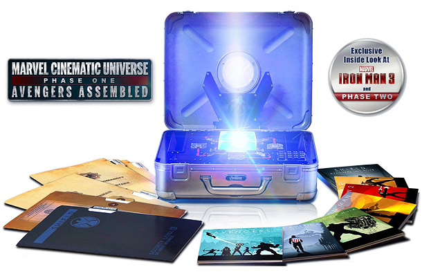 Marvel Cinematic Universe - Phase One (Revised BD Box Set)