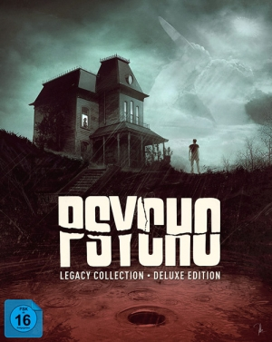 The Psycho Legacy Collection (German Blu-ray box set)