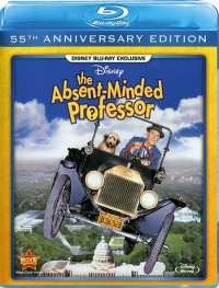 Disney's The Absent Minded Professor Blu-ray Disc