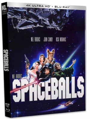 Spaceballs (4K Ultra HD)