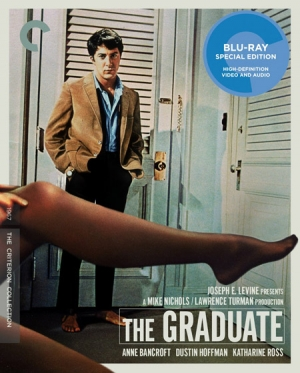 The Graduate (Criterion)