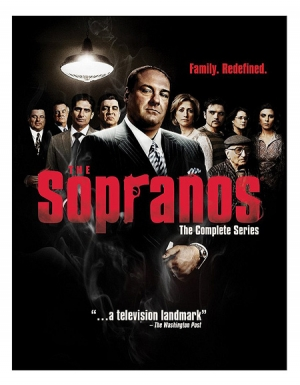 The Sopranos comes to BD at last!