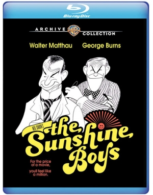 Sunshine Boys on Blu-ray