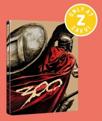 300 (4K Ultra HD - Zavvi Steelbook exclusive)